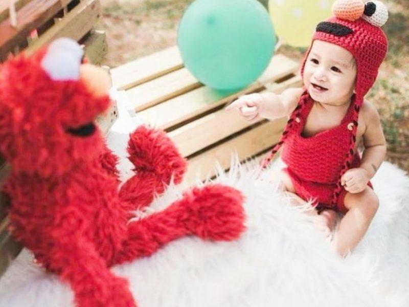 Baby Elmo